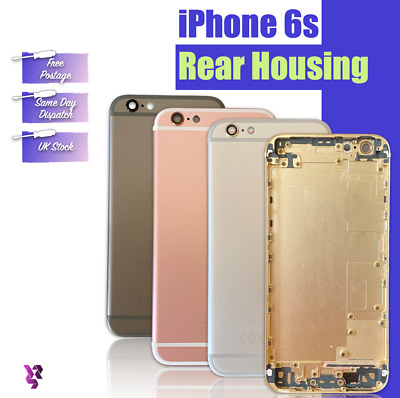 £8.29 • Buy Replacement Rear Chassis Housing Back Cover Metal Case For IPhone 6S