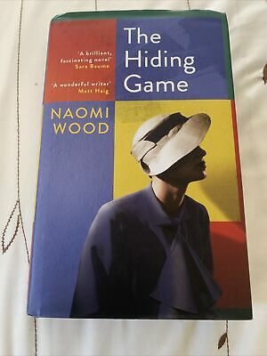 $ CDN6.92 • Buy The Hiding Game By Naomi Wood (Hardcover, 2019) First Edition