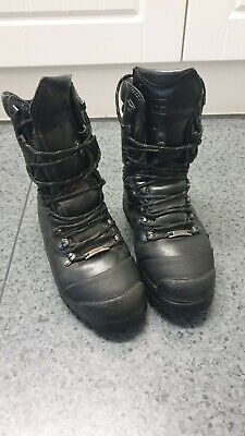 £65 • Buy Harkie Graft Class 3 Chainsaw Boots Size 6 (39)
