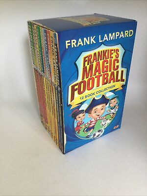 £9.95 • Buy Frankie's Magic Football Collection X12 Book Box Set By Frank Lampard Soccer VGC