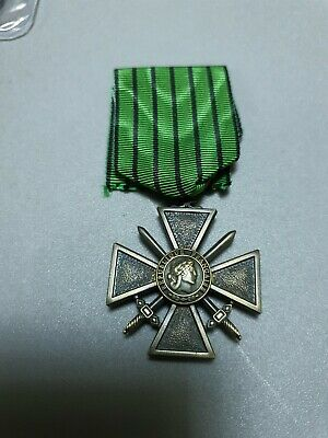 £30 • Buy France/French WWII Vichy French Croix De Guerre Medal