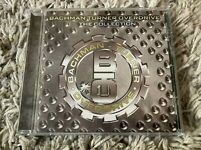 £3.95 • Buy Bachman Turner Overdrive - The Collection Cd 2001 Spectrum