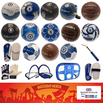 £9.99 • Buy Chelsea FC Official Football Ball Training Accessories Selection Great Gift Idea