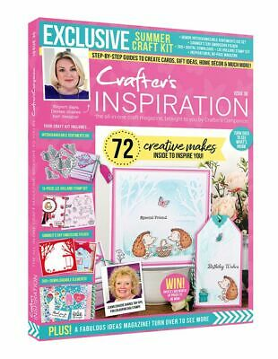 £9.85 • Buy Crafters Companion Inspiration - Issue 30