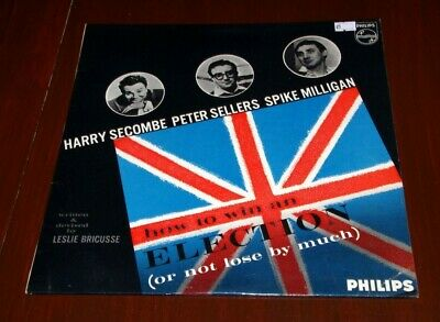 £1.61 • Buy Harry Secombe Peter Sellers Spike Milligan How To Win An Election 1964 LP G/G+
