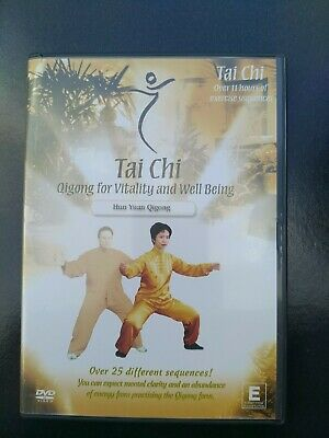 £3.59 • Buy Tai Chi Qigong For Vitality And Well Being Dvd