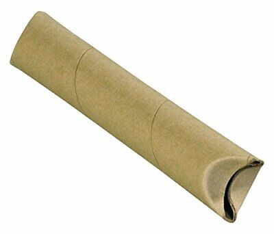 $90.62 • Buy BOX USA BS1524K Crimped End Mailing Tubes 1-1/2  X 24  Kraft Pack Of 70