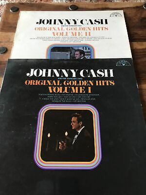 £5.99 • Buy Johnny Cash And The Tennessee Two - Original Golden Hits  1 And  2 Sun Recording