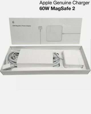 $34 • Buy New Apple 60W MagSafe 2 Power Adapter Charger For MacBook Pro  ORIGINAL