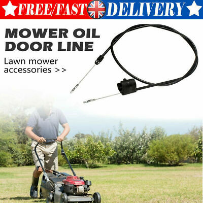 £7.99 • Buy Universal Lawn Mower Throttle Pull Control Cable For Electric Petrol Lawnmowers