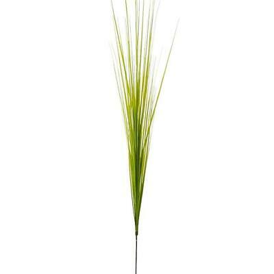 £3.99 • Buy Artificial Onion Grass Hand Painted Lime - Decorative Grass And Foliage
