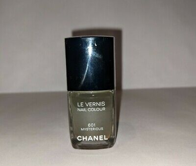 £10 • Buy Chanel Le Vernis Long Wear Nail Colour 601 Nail Varnish Mysterious New In Box