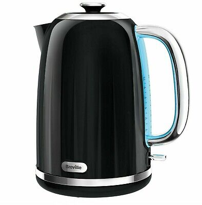 £29.90 • Buy Breville Impressions Collection Gloss White Jug Kettle Limescale Filter 3000W