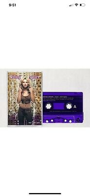 £10.85 • Buy Britney Spears Oops I Did It Again Exclusive Limited Purple Color Cassette Tape