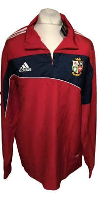 £27.98 • Buy Adidas Men's England Lions Rugby Red Jacket BNWT Clima365 46/48 Large L