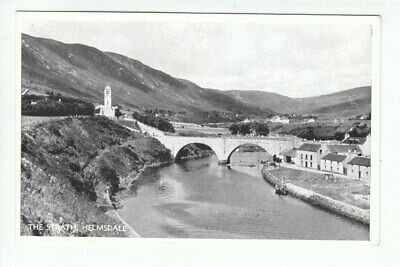 £1.95 • Buy The Strath Church Bridge End Helmsdale Sutherland Old Postcard Unposted