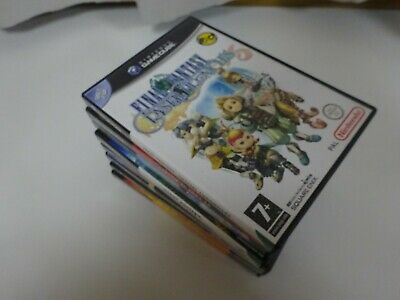 £9.50 • Buy Final Fantasy: Crystal Chronicles - Nintendo GameCube With Case+manual Freepost