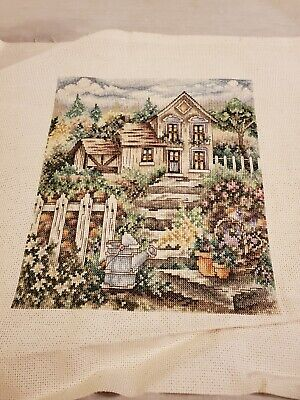 £36.04 • Buy Lot Of 10  Completed  Finished Counted Cross Stitch