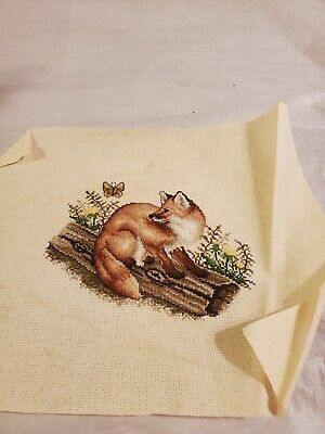 £22.35 • Buy Lot Of 10  Completed  Finished Counted Cross Stitch