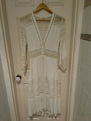 AU66 • Buy Olivia Luxe Lace Dress Spell And The Gypsy (Large)