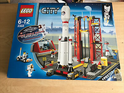 £114 • Buy LEGO City Space Centre (3368) New