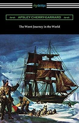 £17.99 • Buy The Worst Journey In The World By Cherry-Garrard, Apsley Book The Cheap Fast