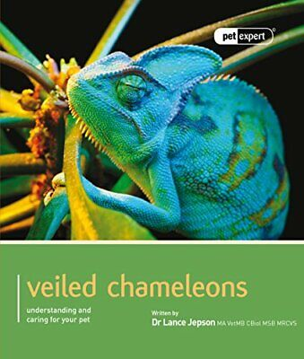 £7.49 • Buy Veiled Chameleons - Pet Expert By Lance Jepson Book The Cheap Fast Free Post