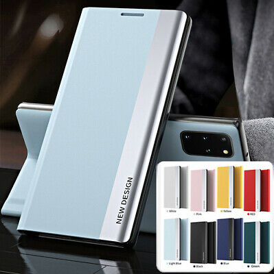 AU13.99 • Buy For Samsung Galaxy S21 S20 FE Ultra 5G S10 S9 Plus Magnetic Case Leather Cover