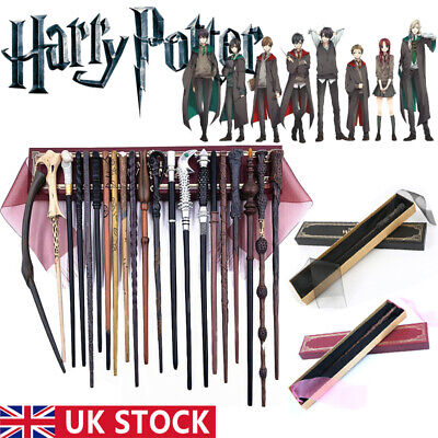 £9.99 • Buy Harry Potter Wand Dumbledore Hermione Magic Wands Collection Cosplay Toys Boxed