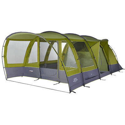 £300 • Buy Vango Langley 400XL Family Tent With Footprint.