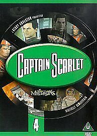 £2.49 • Buy Captain Scarlet And The Mysterons: 4 [DVD] [1967] -