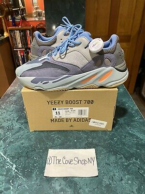 $ CDN503.53 • Buy Adidas Yeezy 700 Carbon Blue Size 11 9/10 Condition 100% Authentic