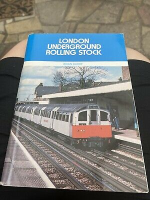 £0.99 • Buy London Underground Rolling Stock By Brian Hardy (Paperback, 1983/84 Edition