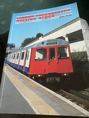£0.99 • Buy London Underground Rolling Stock By Brian Hardy (Paperback, 2002 15th Edition