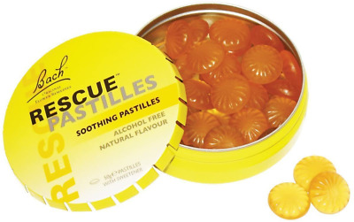 £7.83 • Buy Rescue Remedy Soothing Pastilles 50g Bach