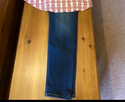 £5 • Buy Gap Maternity Over Bump Jeans Size 8r/s