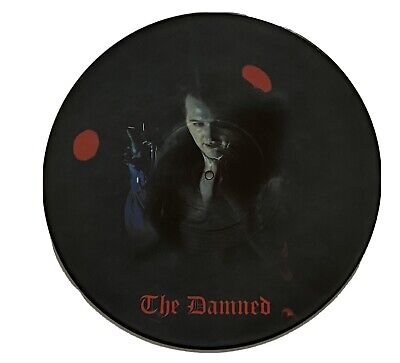 """£10 • Buy The Damned - Interview Picture Disc 12"""" Ltd Edt Punk Vinyl"""