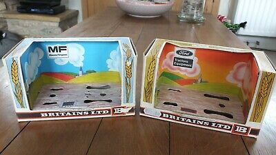 AU31.77 • Buy BRITAINS FARM TOYS  9524 And 9522 Boxes Only