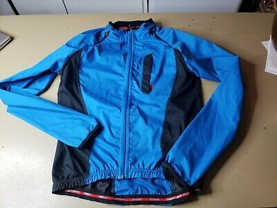 $27.88 • Buy Specialized Cycling Jacket Long Sleeve Full Zip Mens Large