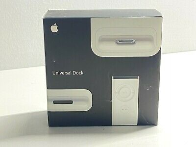 £32.72 • Buy Apple Universal Dock + Remote (MB125G/A) @AR618