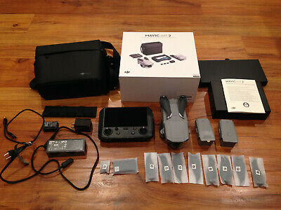 AU1732.45 • Buy DJI Mavic Air 2 Fly More Combo With Smart Controller - Only Opened For Showing