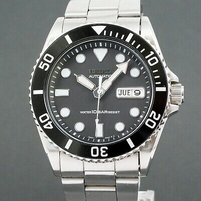 $ CDN151.04 • Buy SEIKO Skx031 Ref.7S26-0040 Day/Date AUTOMATIC 21J Works Need Service