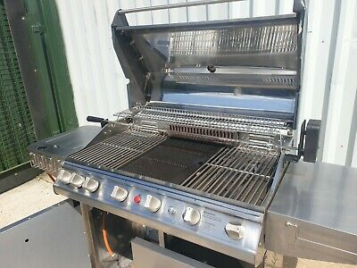 £200 • Buy  Stainless Steel Commercial Gas BBQ, 7 Burner