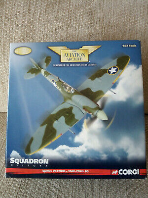 £40 • Buy Corgi 1/72 Scale Supermarine Spitfire US31923 New Limited Edition Certificated