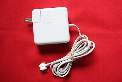 $19.95 • Buy Genuine Original Apple Macbook Pro Magsafe 60w Ac Adapter Charger A1330
