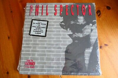 £225.99 • Buy PHIL SPECTOR - BACK TO MONO (1958-1969) 5LP BOX SET + BOOK + BADGE - Nr MINT