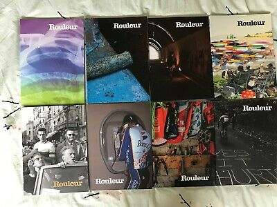 £8 • Buy Rouleur Cycling Magazine. Subscriber Issues 17.1-17.8 (complete Year 2017)