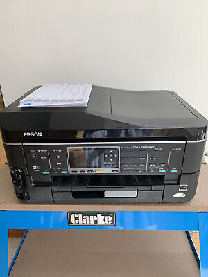 AU18.67 • Buy Epson Stylus BX635FWD 4 In 1 Printer Scanner Copier Fax - Working With Faults