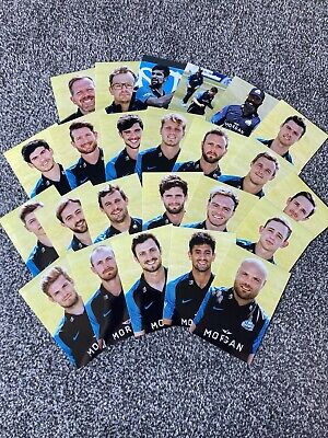 £5.99 • Buy Worcestershire Cricket T20 Photo Set 2021 NEW WCCC