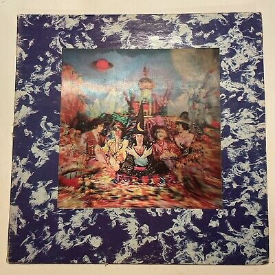 £10.81 • Buy The Rolling Stones Their Satanic Majesties Request 67 Stereo Lp VG/VG US Winner
